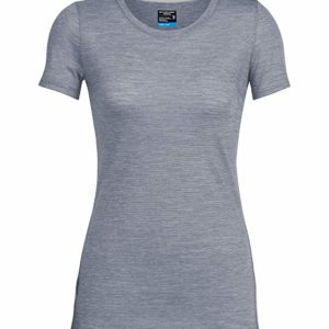 Icebreaker Merino Women's Cool-Lite Sphere Short Sleeve Low Crewe Top