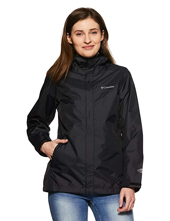 Columbia Women's Arcadia II Waterproof Rain JacketColumbia Women's Arcadia II Waterproof Rain Jacket