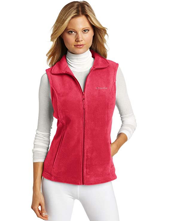 Columbia Women's Benton Springs Fleece Vest